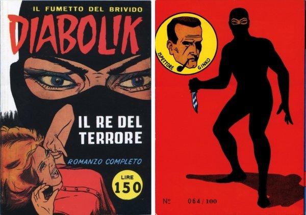 5: Diabolik – Il fumetto del brivido: Il re del terrore