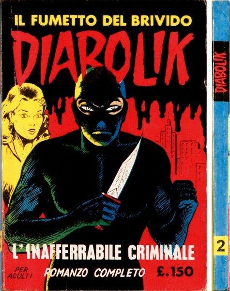 6: Diabolik - L'inafferrabile criminale