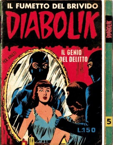 9: Diabolik - Il genio del delitto