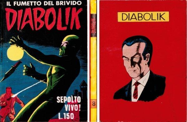 11: Diabolik - Sepolto vivo!