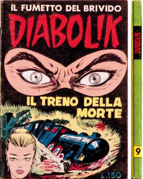 12: Diabolik - Il treno della morte