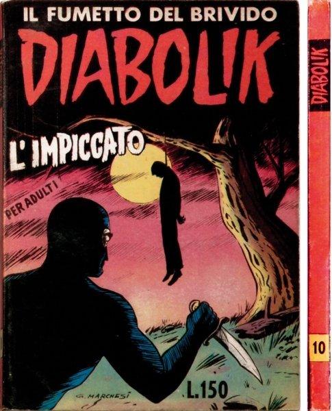 13: Diabolik - L'impiccato