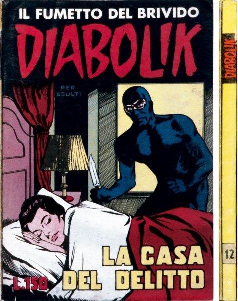 15: Diabolik - La casa del delitto