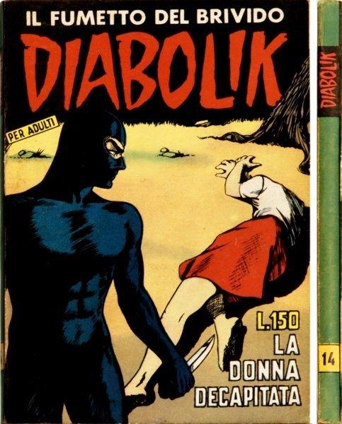 16: Diabolik - La donna decapitata