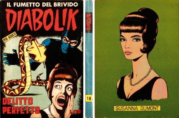 18: Diabolik - Delitto perfetto