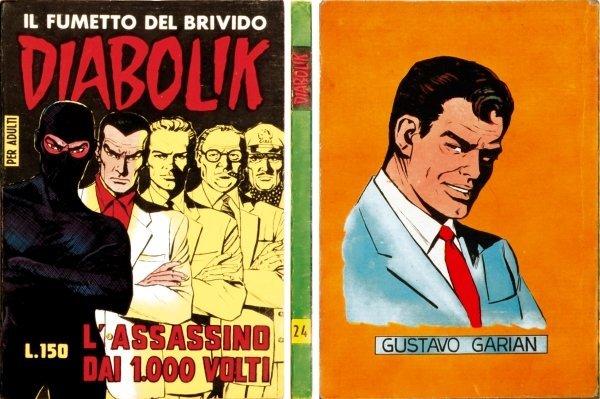 23: Diabolik - L'assassino dai 1000 volti