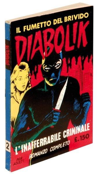24: Diabolik - L'inafferrabile criminale