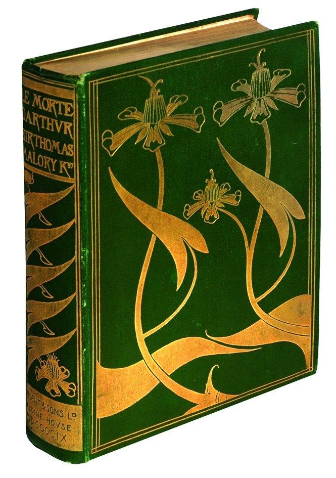 2: AUBREY BEARDSLEY  Le Morte d'Arthur