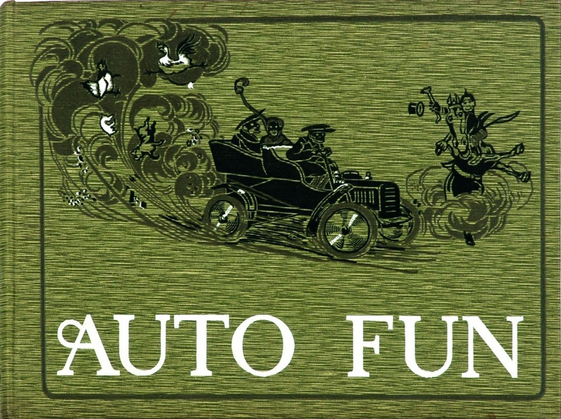 "15:  Auto Fun - Pictures And Comments From ""Life"""