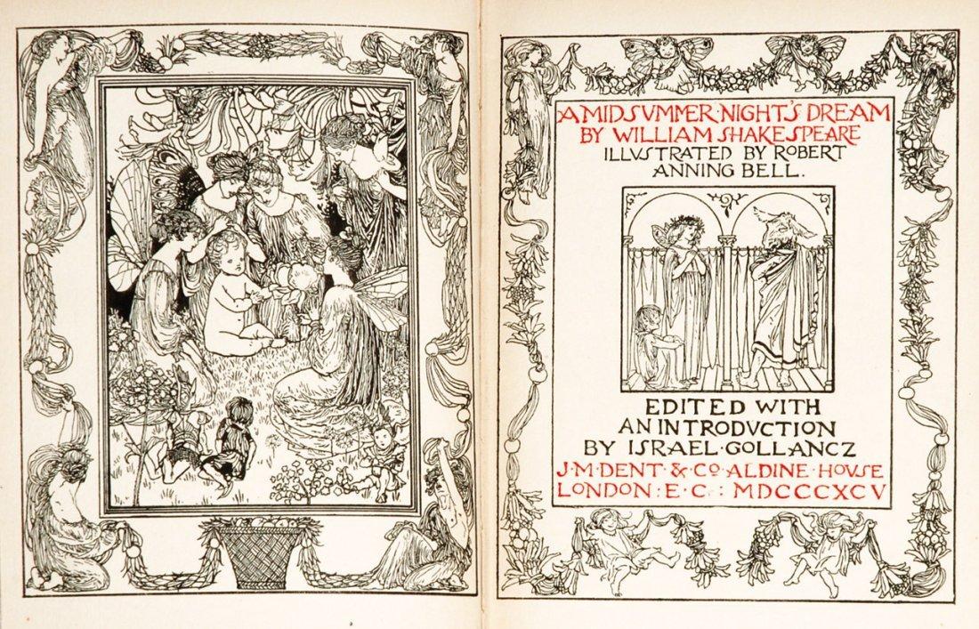 Robert Anning Bell  A Midsummer Night's Dream