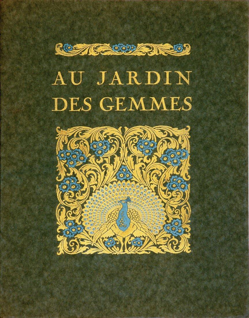 Léon Carré 1878 Au Jardin des Gemmes