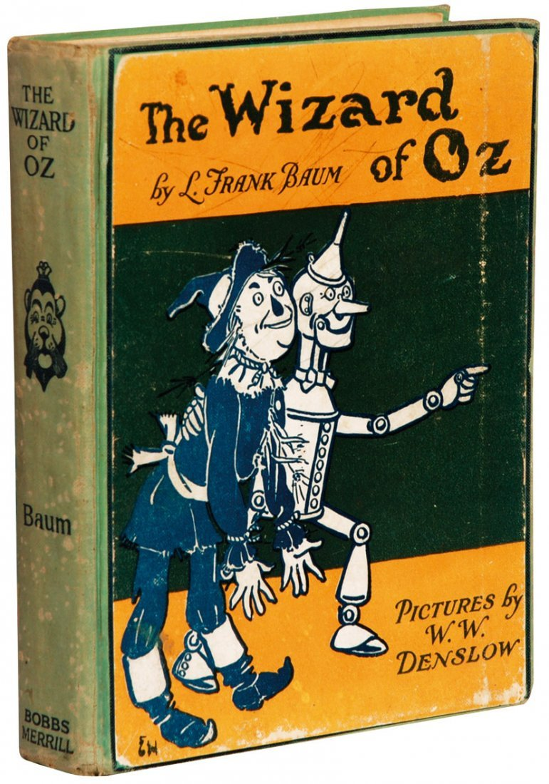 William Wallace Denslow  The Wizard of Oz