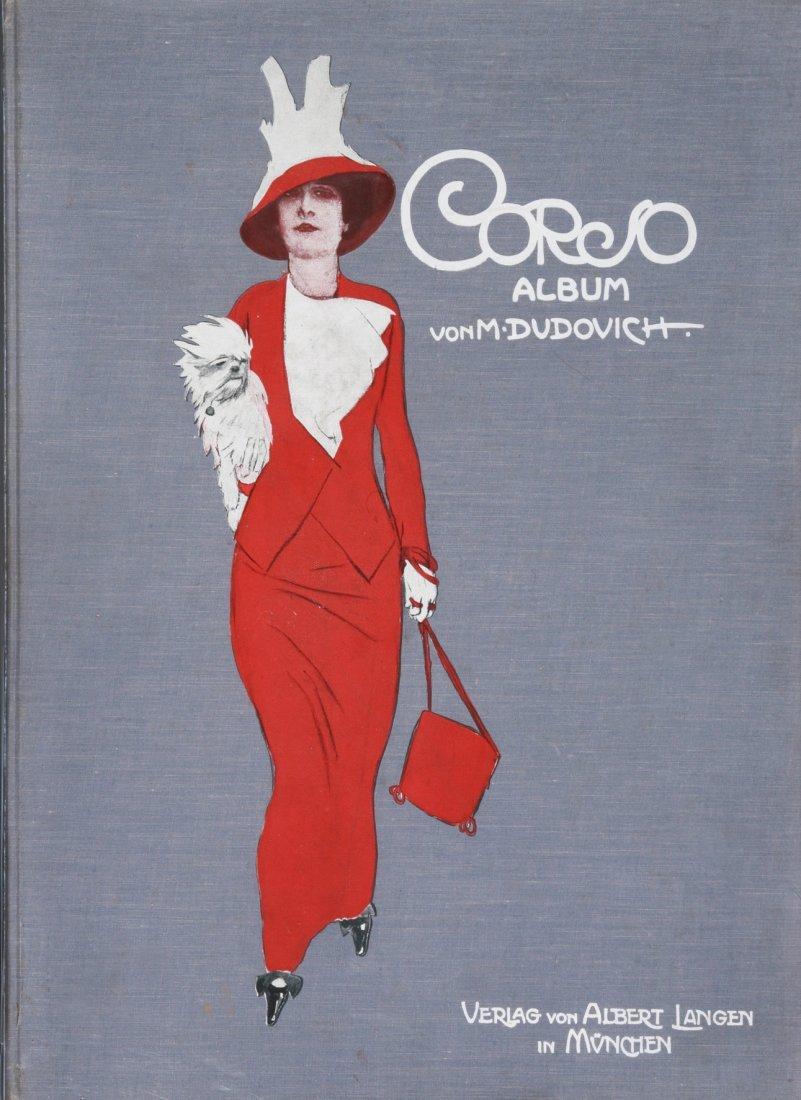 Marcello Dudovich  Corso Album