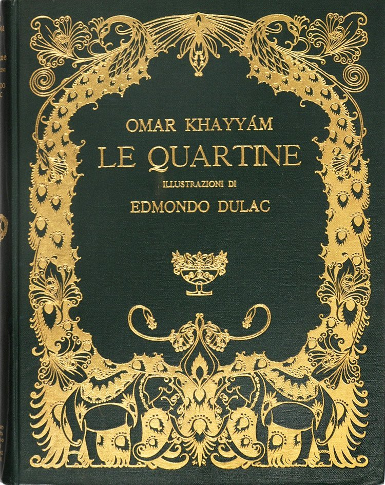 Edmondo Dulac  Le Quartine