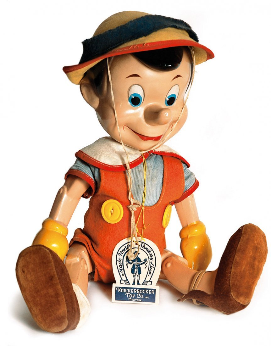 Disney Pinocchio doll