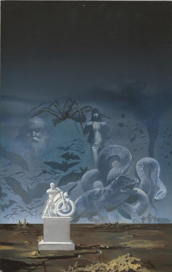 Karel Thole La Strada dell'Eternità