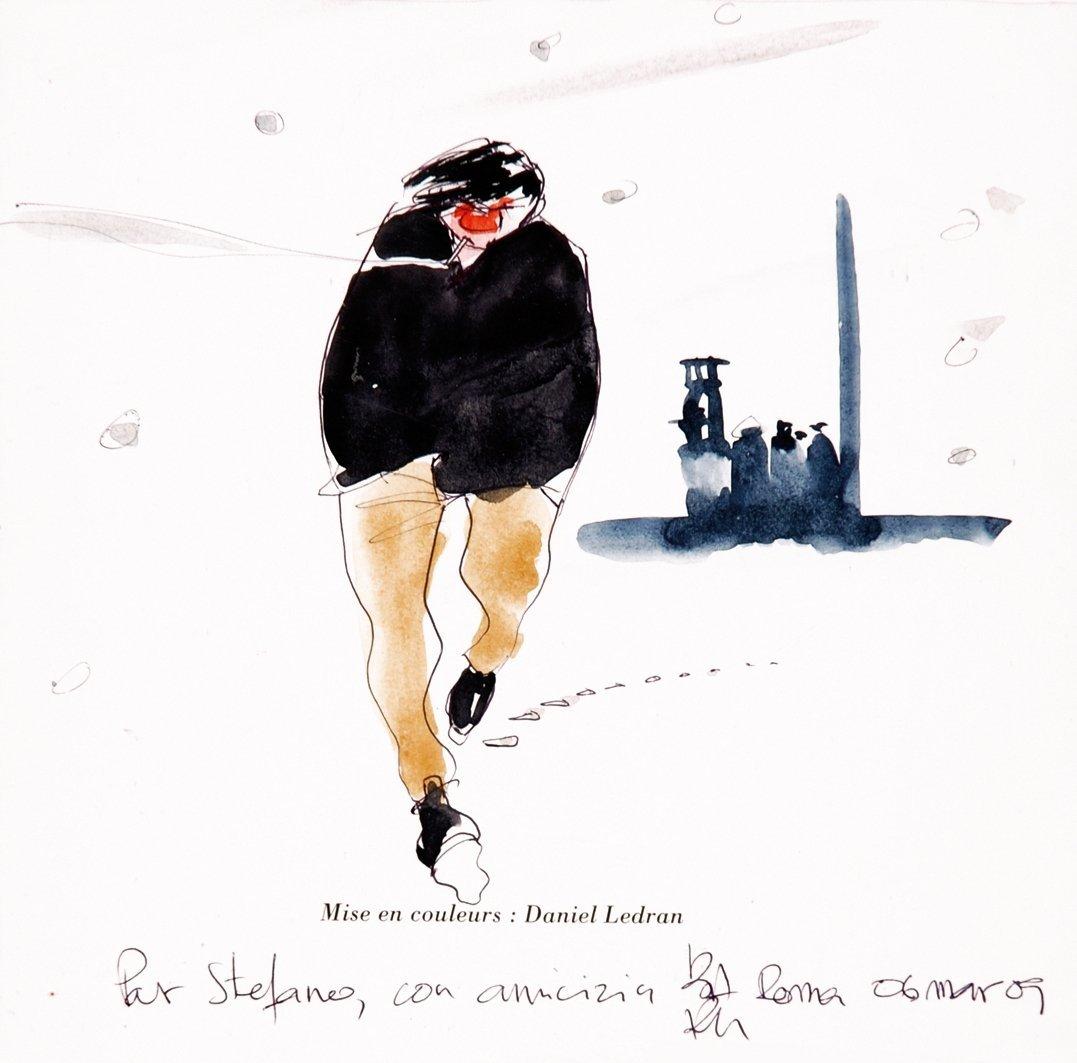 Baru (Hervé Barulea) Illustrazione