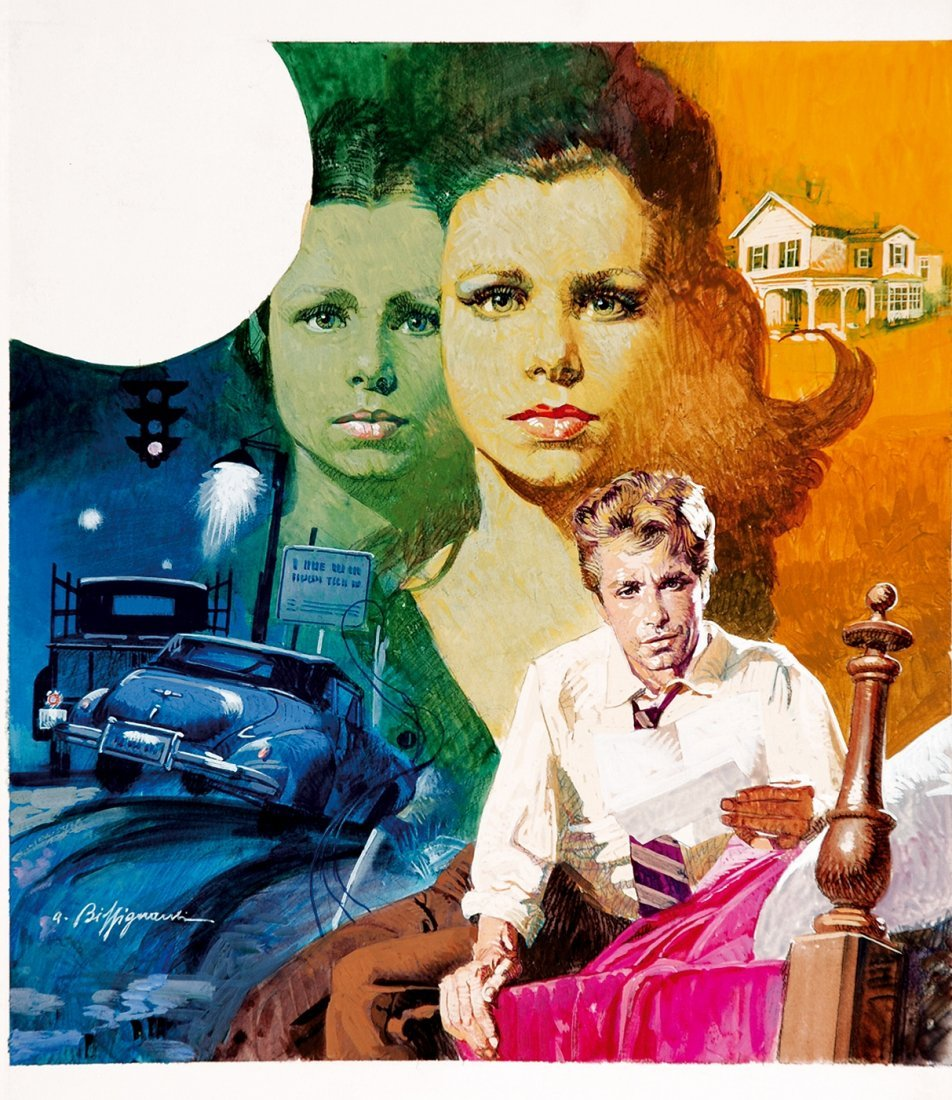 Alessandro Biffignandi Illustrazione per romanzo