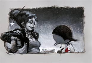 Massimiliano Frezzato Eropinocchio. Pinocchio e la Fati