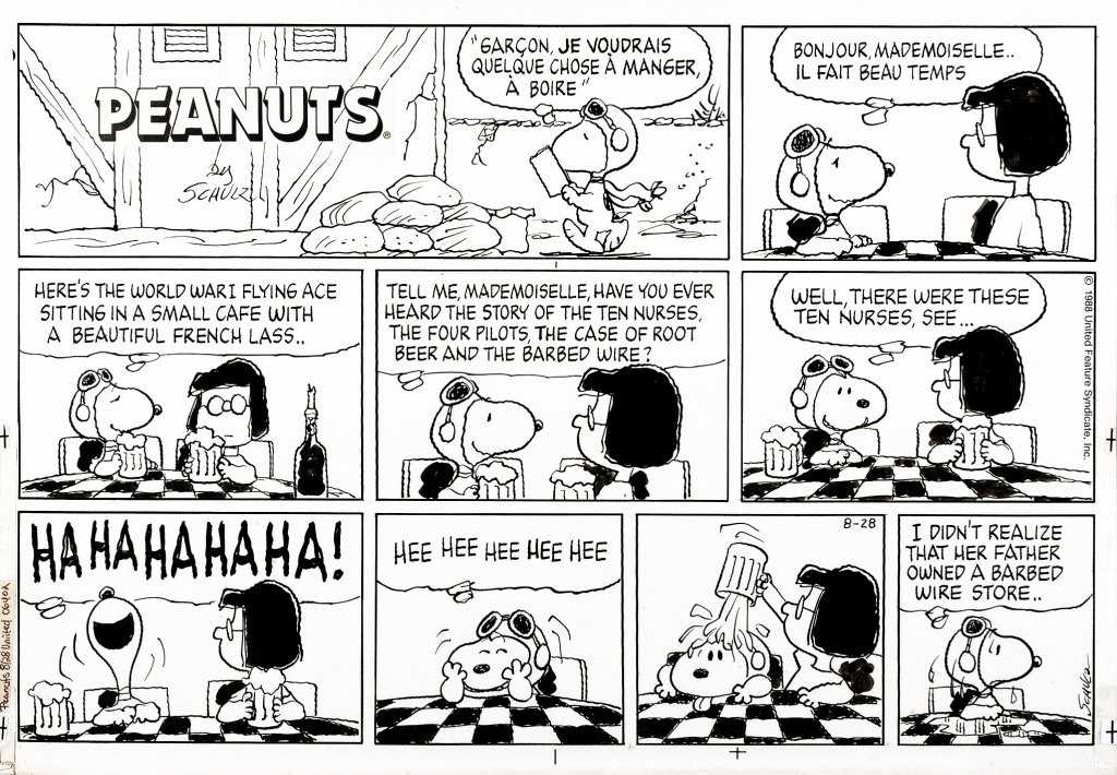 Schulz Peanuts