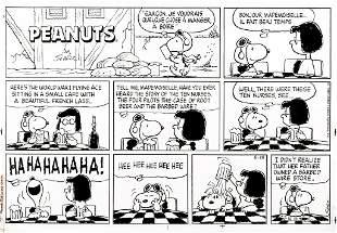 Charles Schulz Peanuts