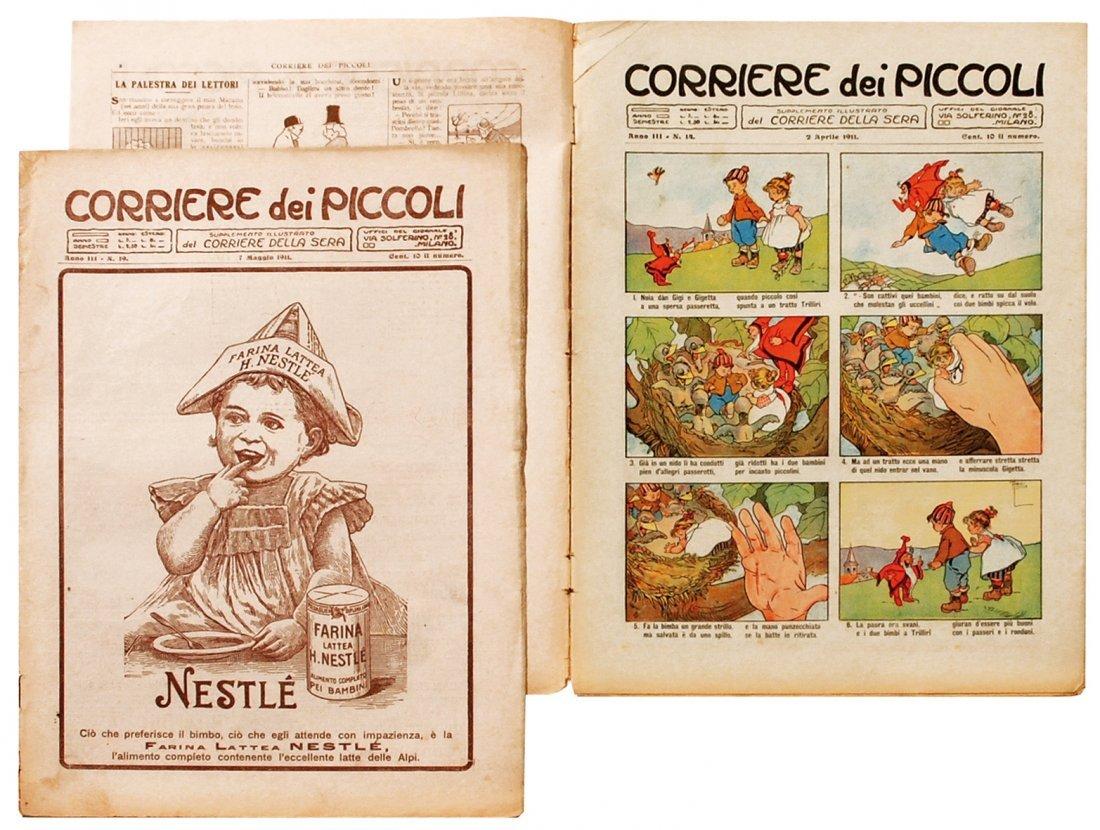 Corriere dei Piccoli 1911