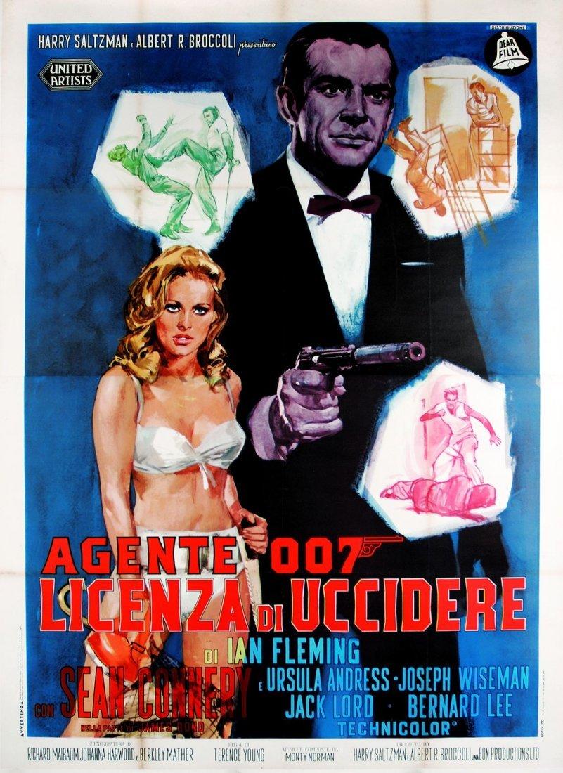 Agente 007 Licenza di uccidere