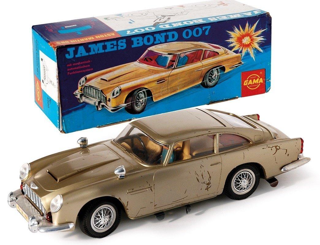 James Bond 007 Aston Martin DB