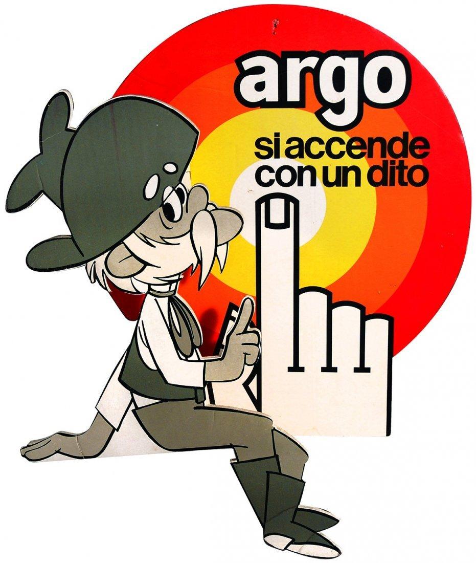 Argo - Si accende con un dito