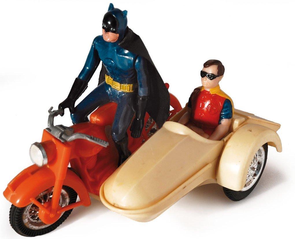 Batman sidecar