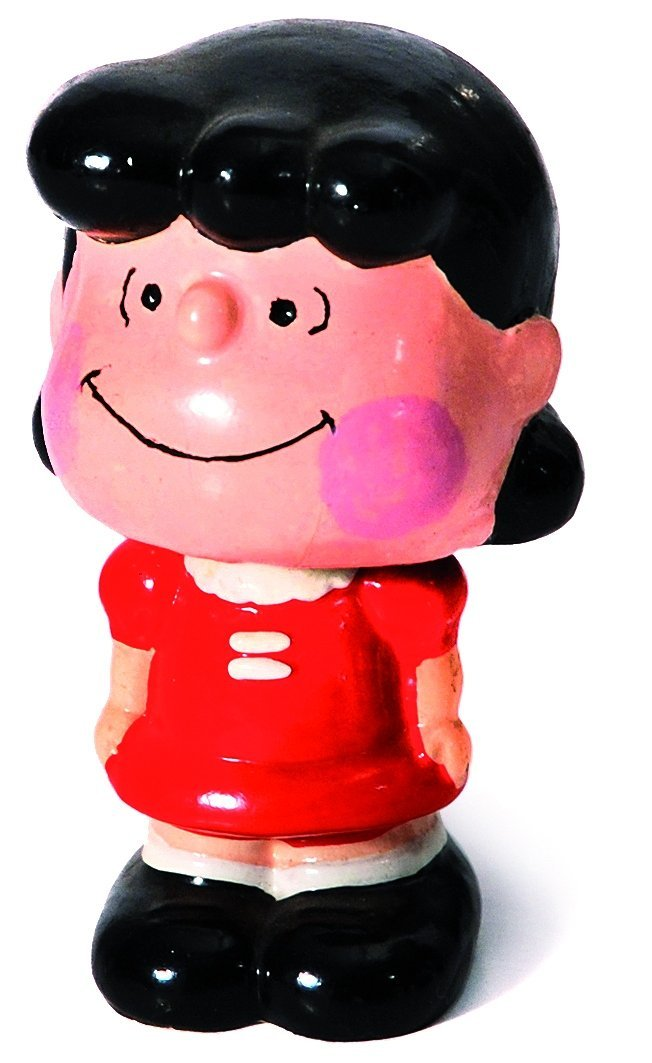 . Lucy e Snoopy bobblehead - 2