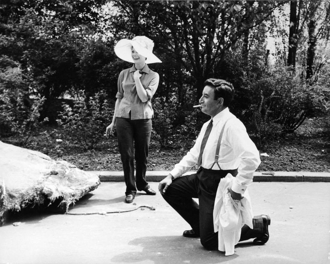 Sofia Loren e Peter Sellers