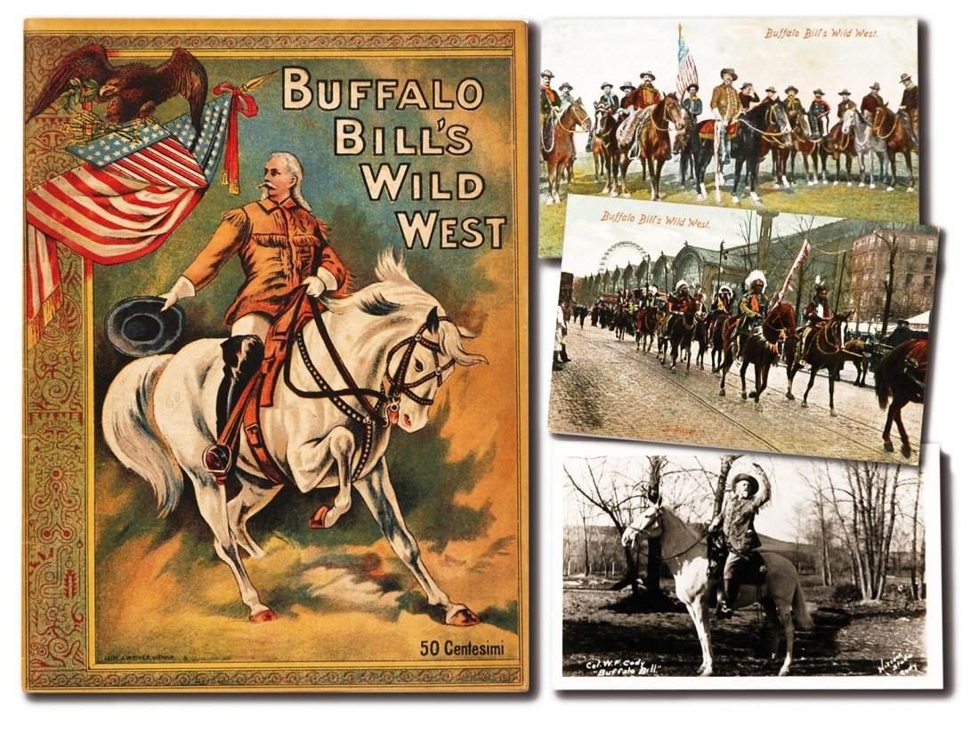 Buffalo Bill's Wild West – and congress of Rough Riders