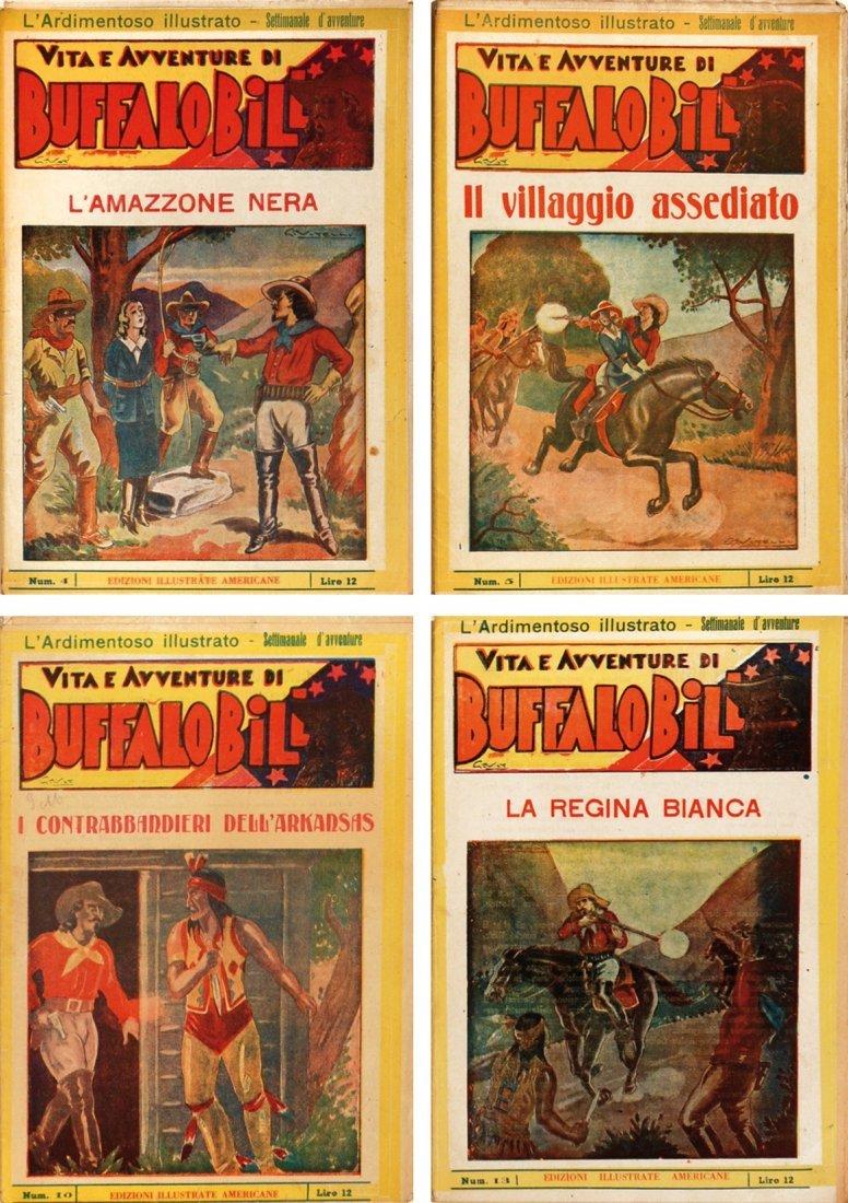 Vita e avventure di Buffalo Bill – L'ardimentoso