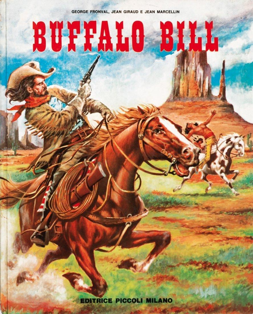 Jean Giraud Buffalo Bill