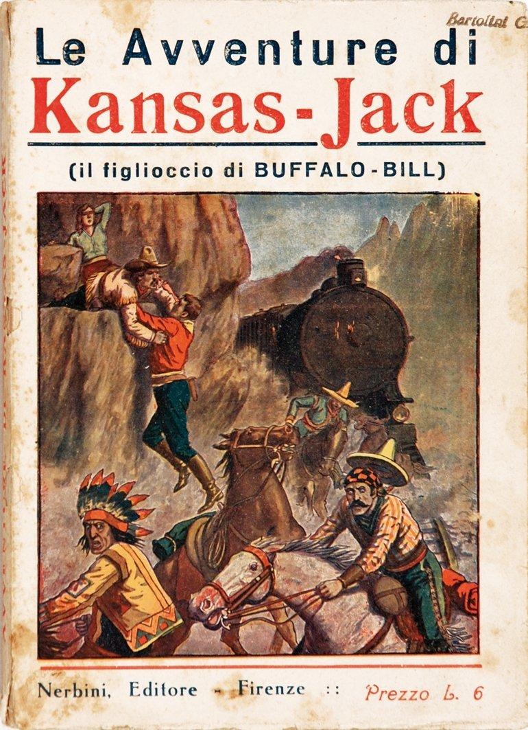 Le Avventure di Kansas Jack (il figlioccio di Buffalo