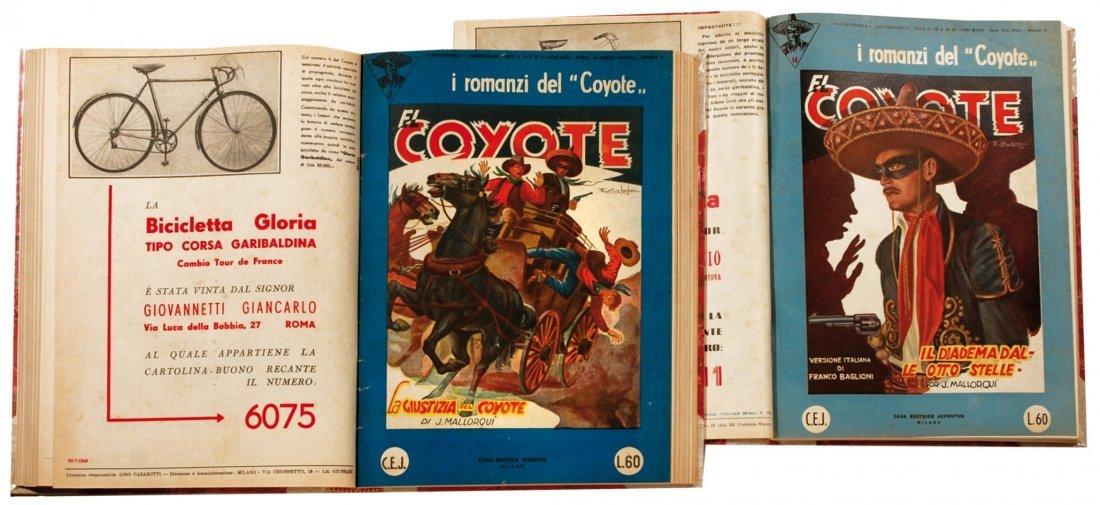 El Coyote Albo Giornale