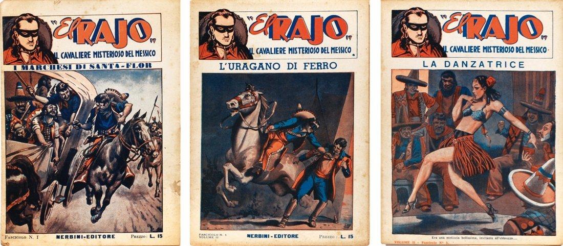 El Rajo – Il cavaliere misterioso del Messico
