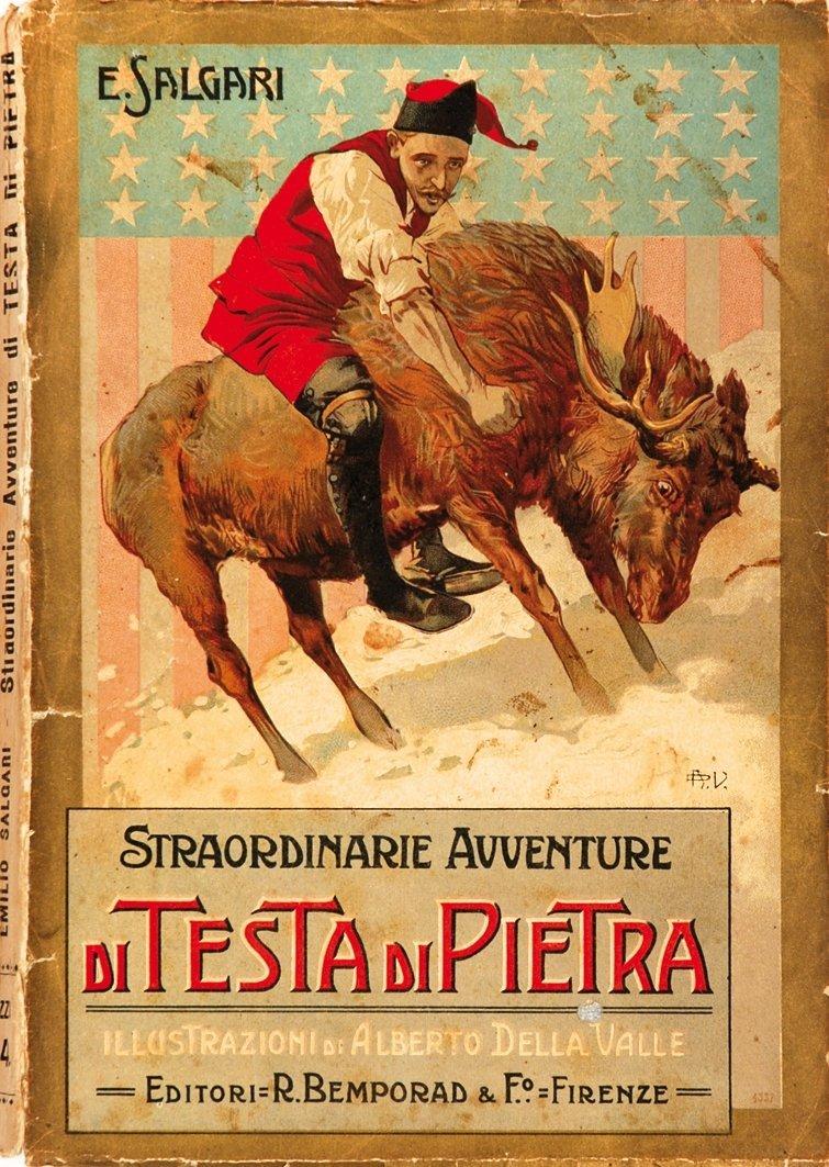 Alberto Della Valle Straordinarie Avventure di Testa di