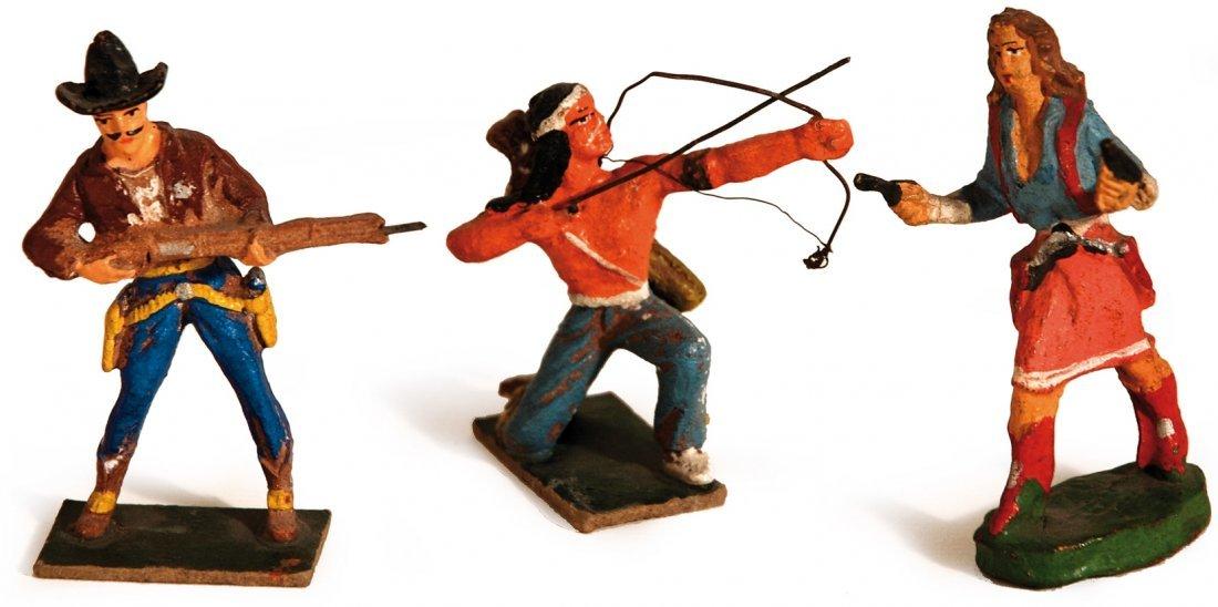 Pecos Bill Serie soldatini