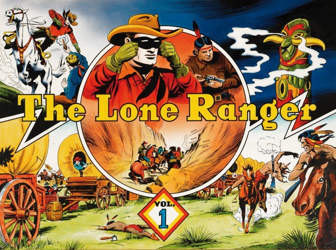 Franco Bruna The Lone Ranger Vol. 1