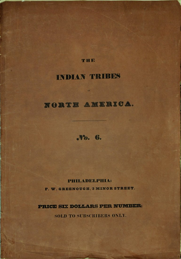 James T. Bowen The Indian tribes of North America -