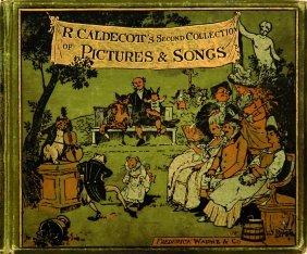 Randolph Caldecott R. Caldecott's Second collection of