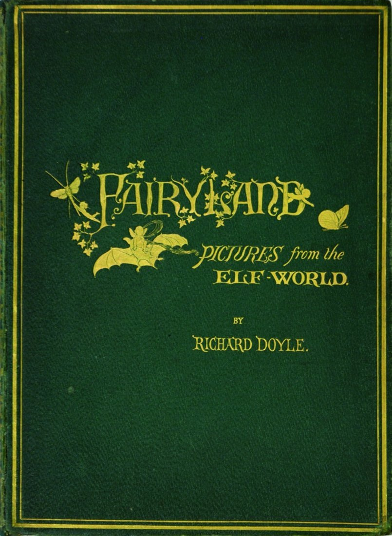 Richard Doyle In Fairy Land – pictures from the