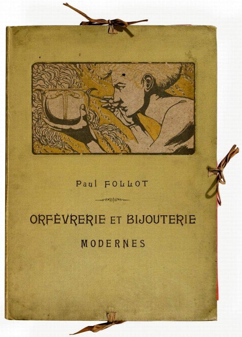 Paul Follot Orfèvrerie et bijouterie modernes