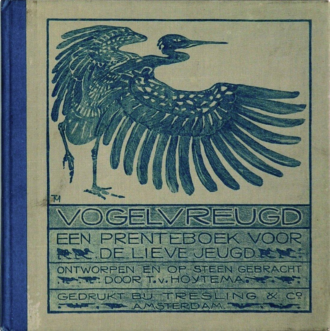 Theodorus Van Hoytema Vogelvreugd - Een Prenteboek voor