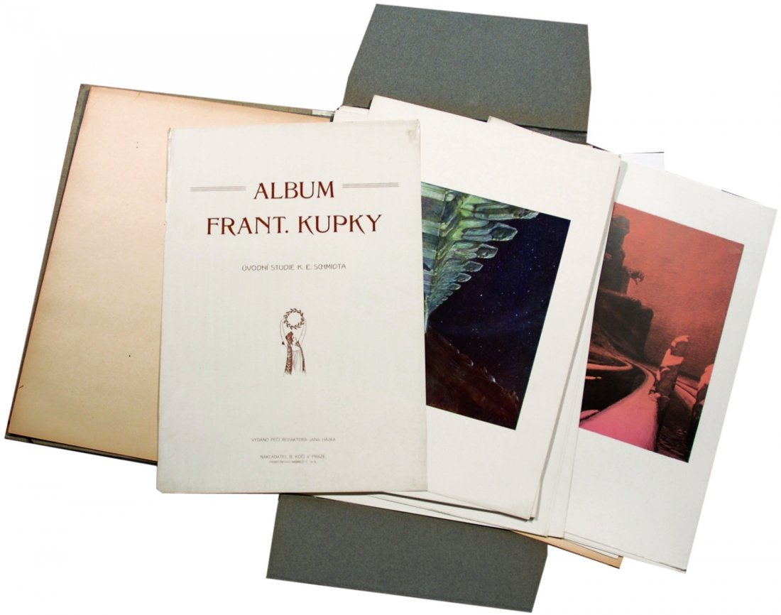 František Kupka Album Frant. Kupky
