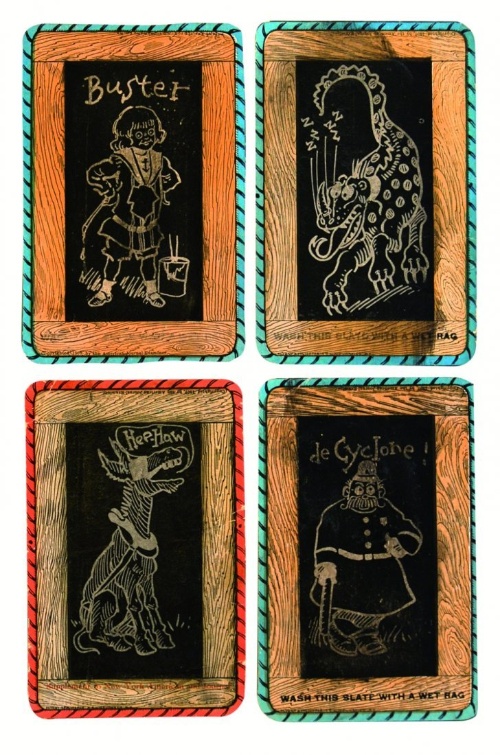 Cartoline comics - Magic Slate
