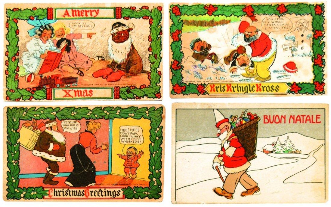 Cartoline comics - Natale