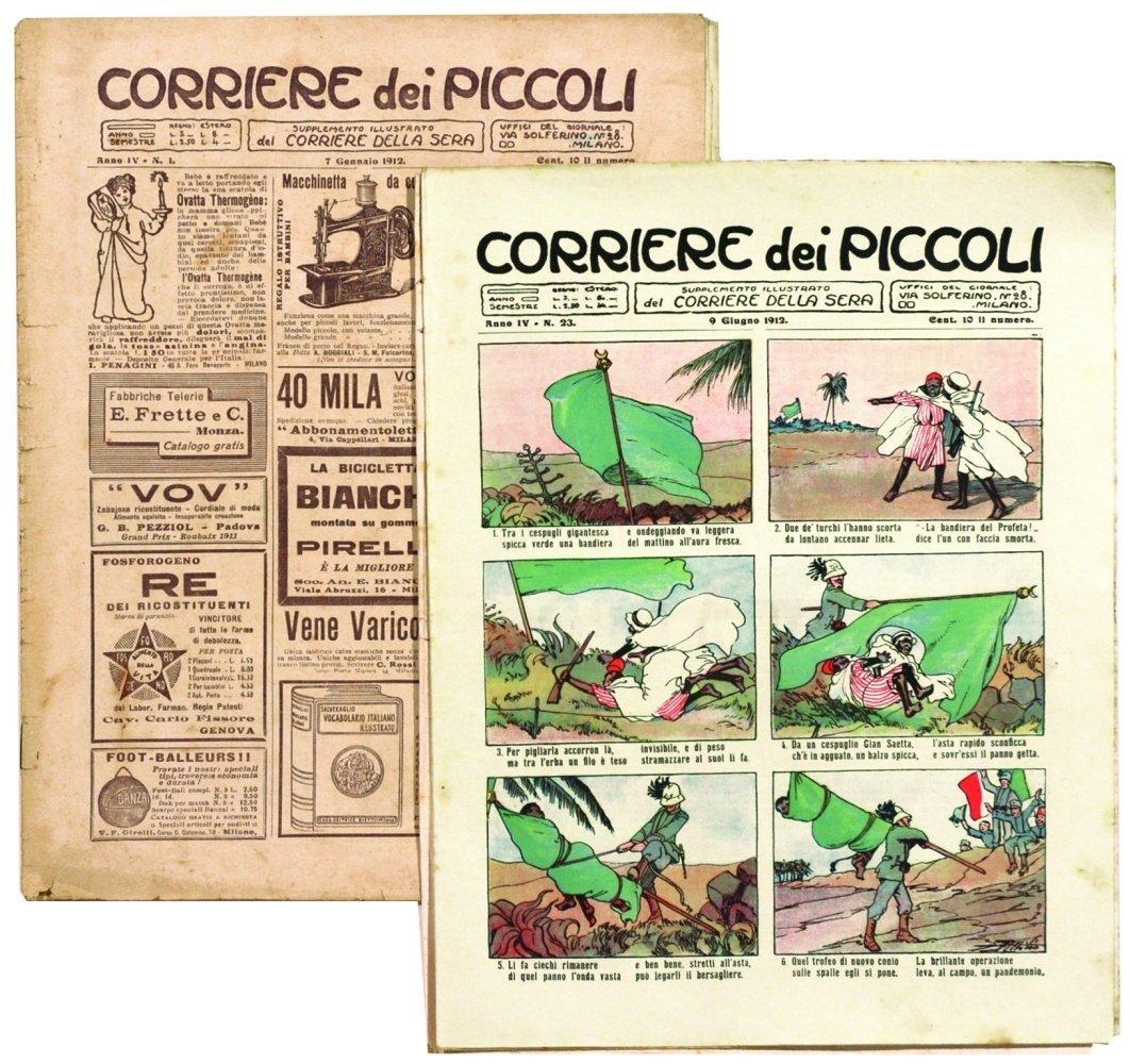 Corriere dei Piccoli 1912